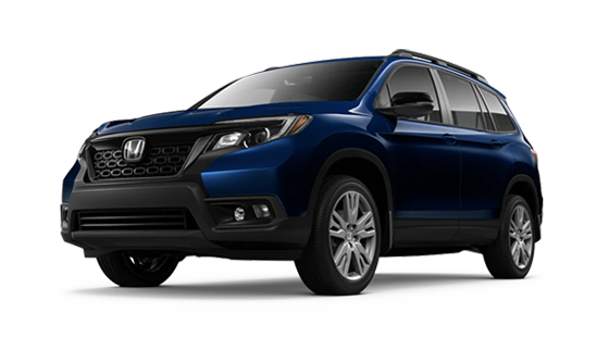 Honda 21passport