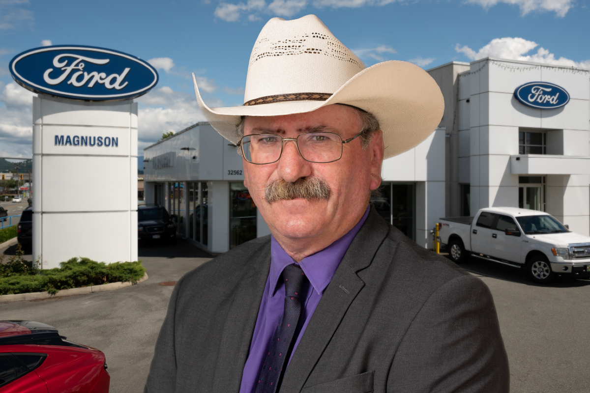 Don Curtis - Sales Manager