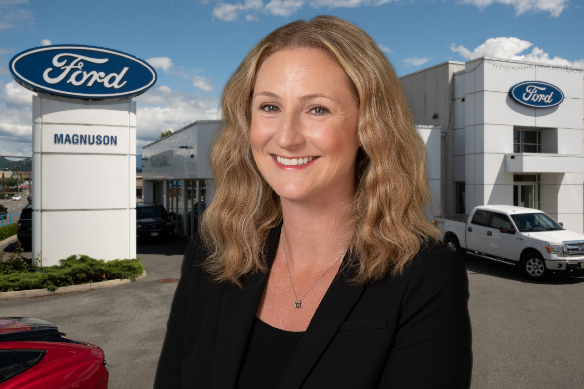 Taryn Smith - Operations Manager