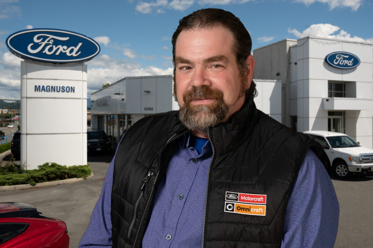 Robin Kean - Parts Manager