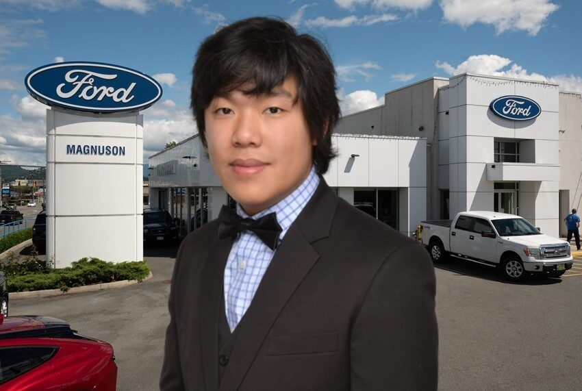 Victor Hsu - Assistant Office Manager