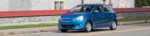 Pre-Owned Mitsubishi Mirage in St. John's