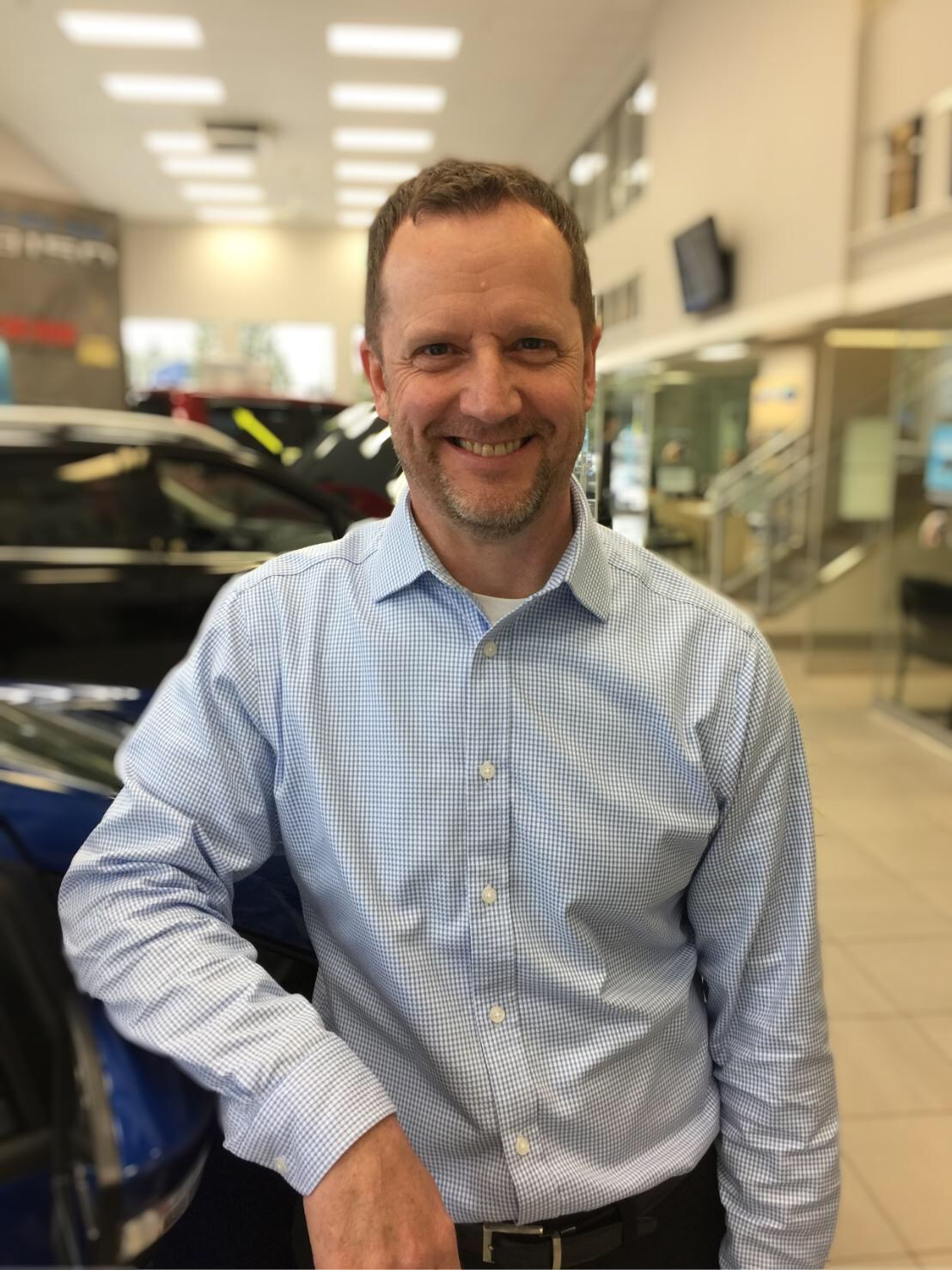Peter Dubbeldam - Metro Motors Lease Manager