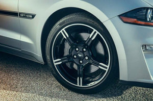 2019 Mustang Wheels Accessories Image