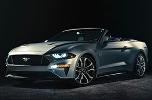 2019 Mustang Safety Features Image