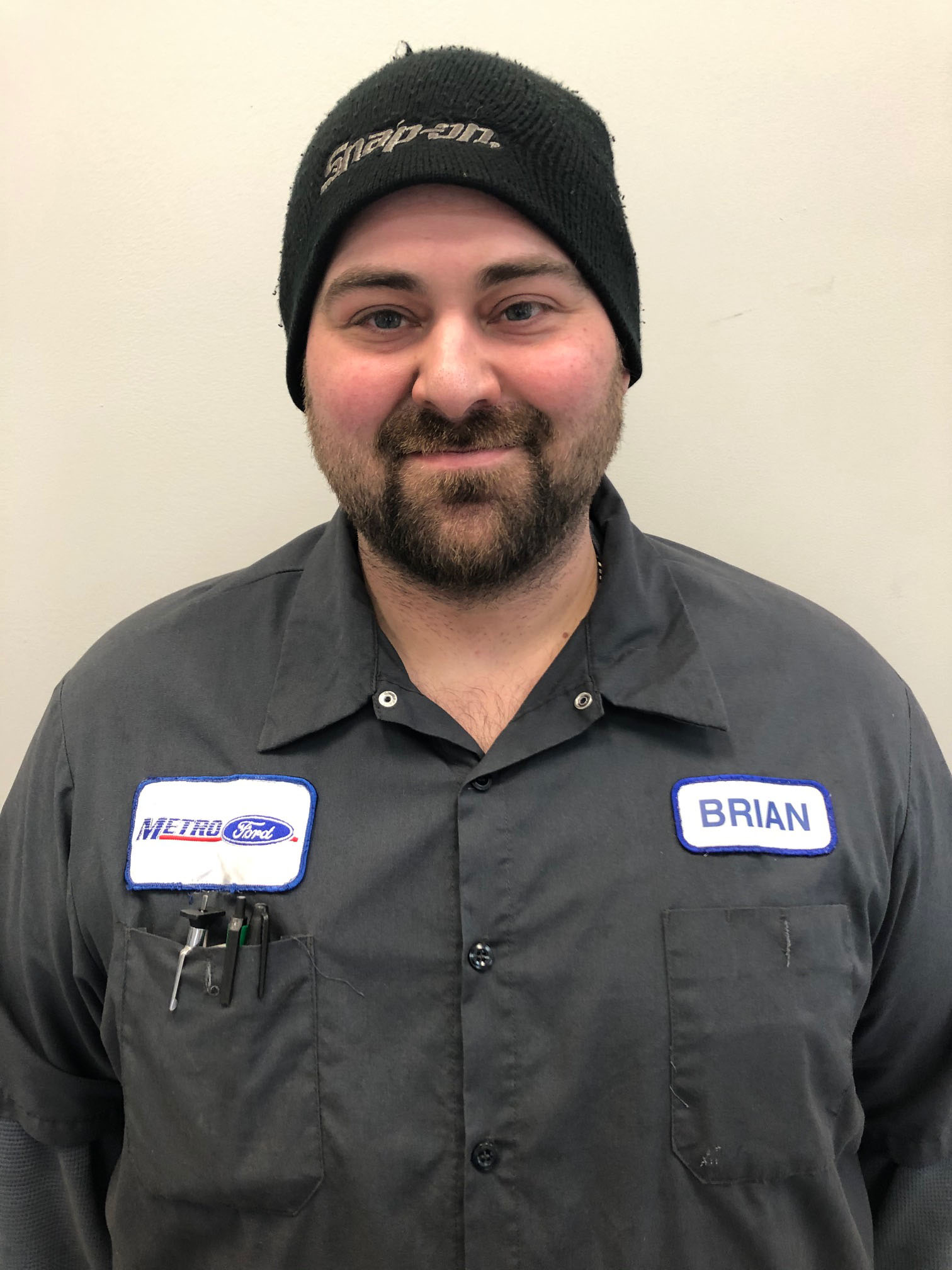 Brian Hoffert - Technician