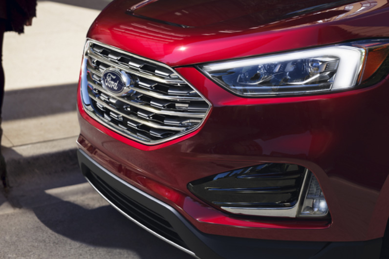 Ford Edge 2020 At Metro Motors