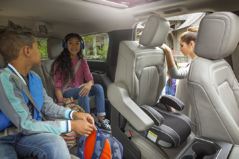 Ford Expedition 2020 Spacious