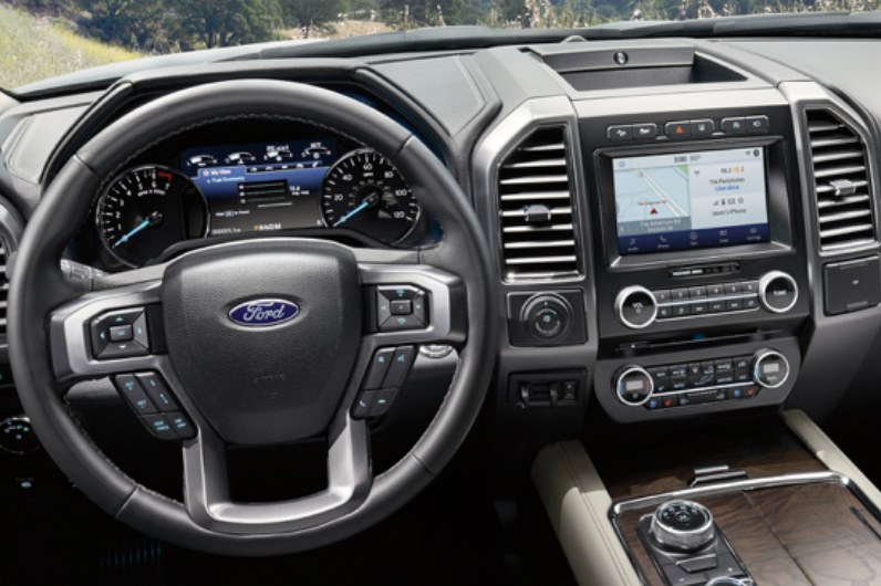 Ford Expedition 2020 Safety
