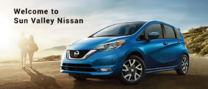 Welcome to Sun Valley Nissan