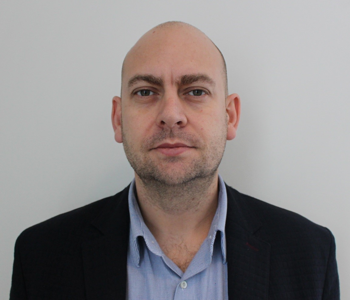 Jamie Moffat - Fixed Operations Manager