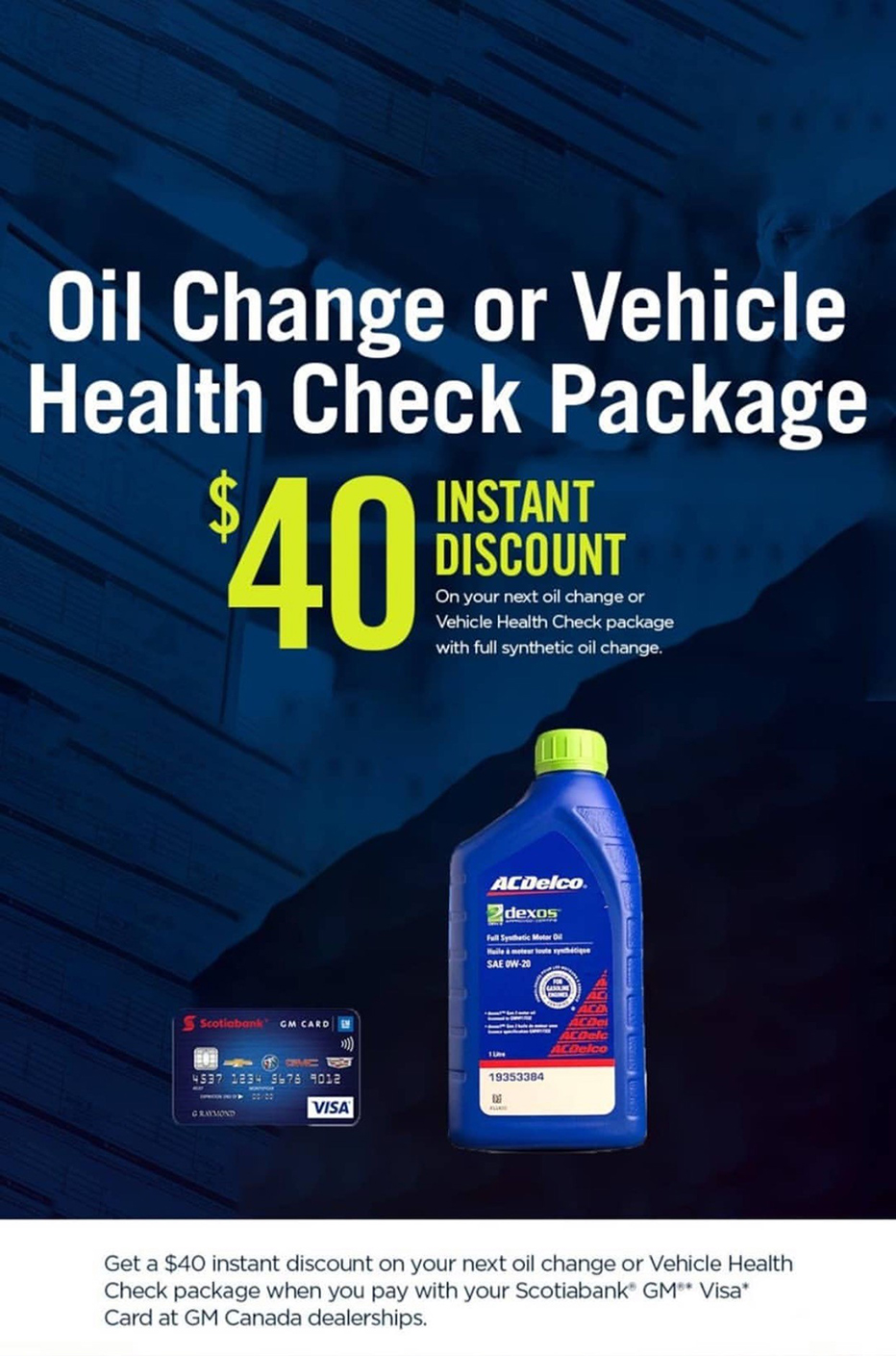 Oil Change June