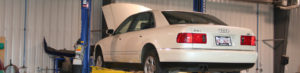 Vehicle body repair at Southgate Collision Centre