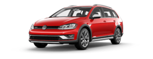 2018 Golf Alltrack