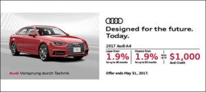 Audi May Offer