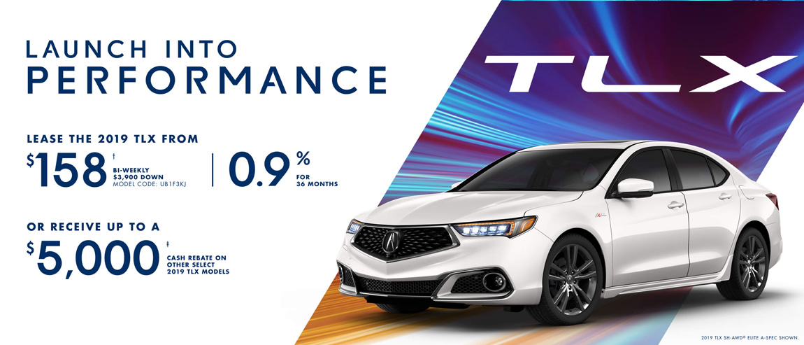 OEM Incentive TLX