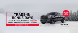 Feb GMC Offer