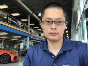 Eric Shi Dueck Auto Group Sales