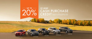 Buick offer October 2018