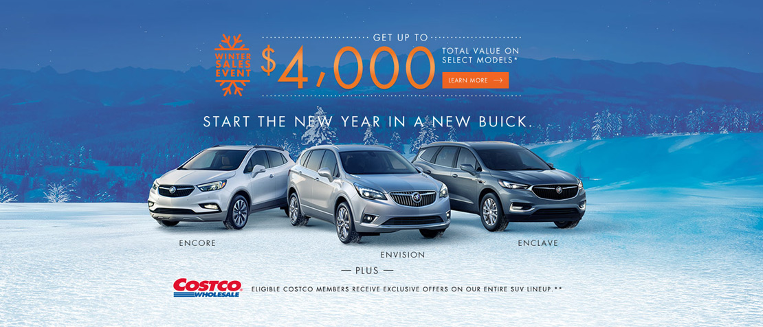 February Buick offer