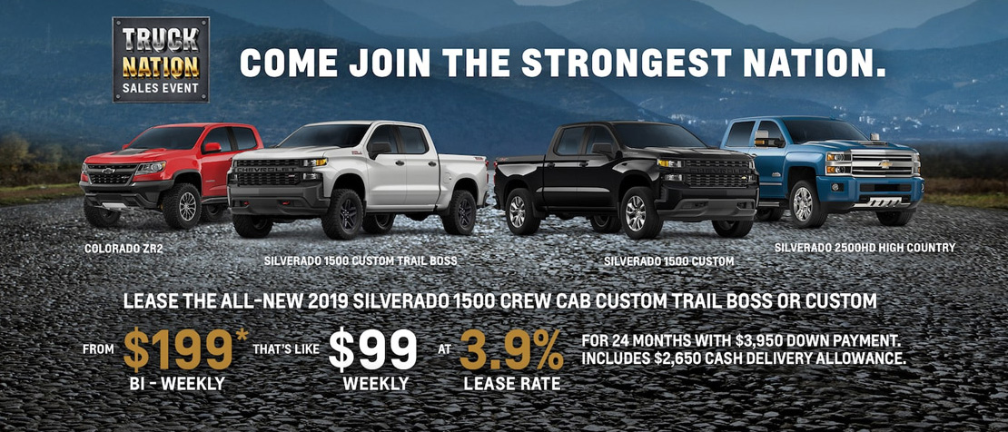 Truck Nation Sales Event