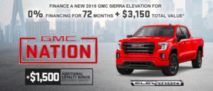 May GMC offer