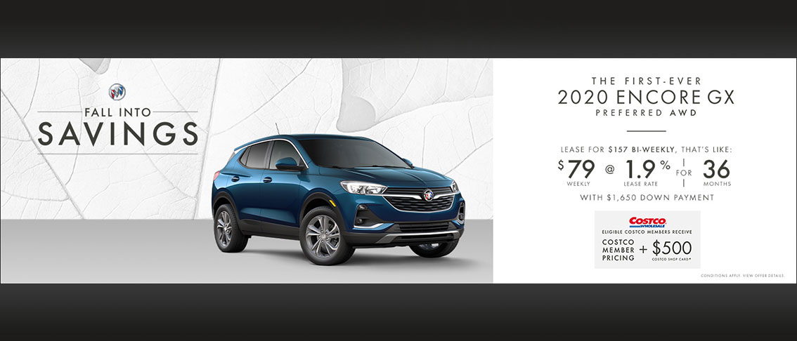 Buick September Incentive
