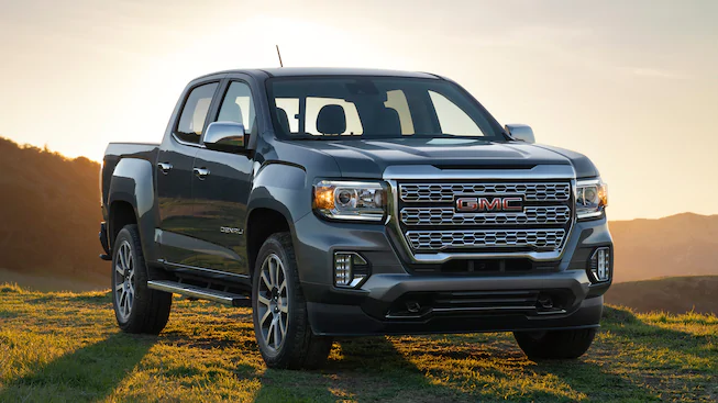 Truck Month Gmc Canyon Dueck Vancouver