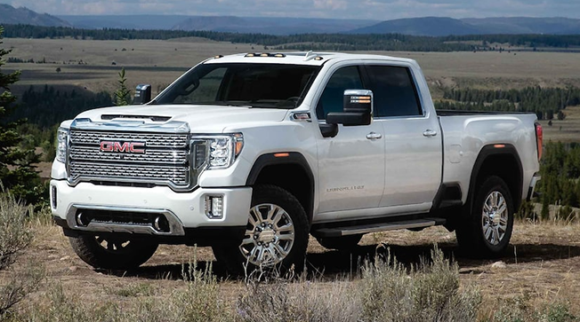 Truck Month Gmc Sierra Hd Dueck Vancouver