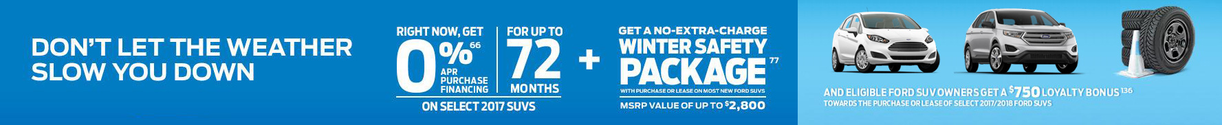 winter safety packages