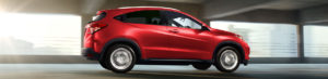 2017 Honda HRV in Campbell River