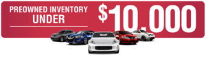 Preowned Inventory Offer