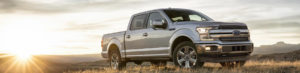 2017 Ford F-150 truck