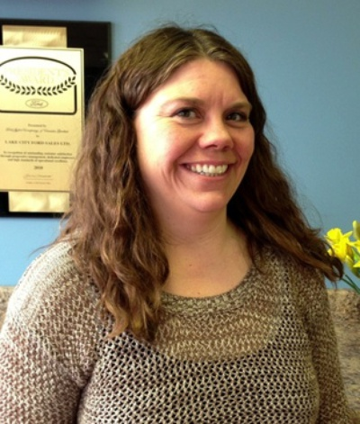 Rachelle Chabot - Parts and Tires Advisor