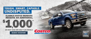 March Ford F-150 Offer