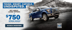 May Ford Truck Offer