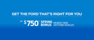 May Ford Offer