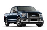2017 Ford F150 Stock Image