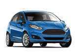 Blue Ford Focus Image