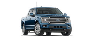 Stock Image of 2018 Ford F150