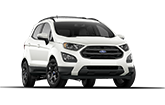 Stock Image of 2018 Ford ecosport