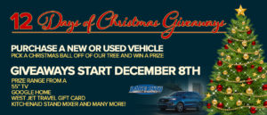 12 Days of Christmas Giveaway Slider