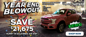 Blowout Sale on F150 Trucks Copy