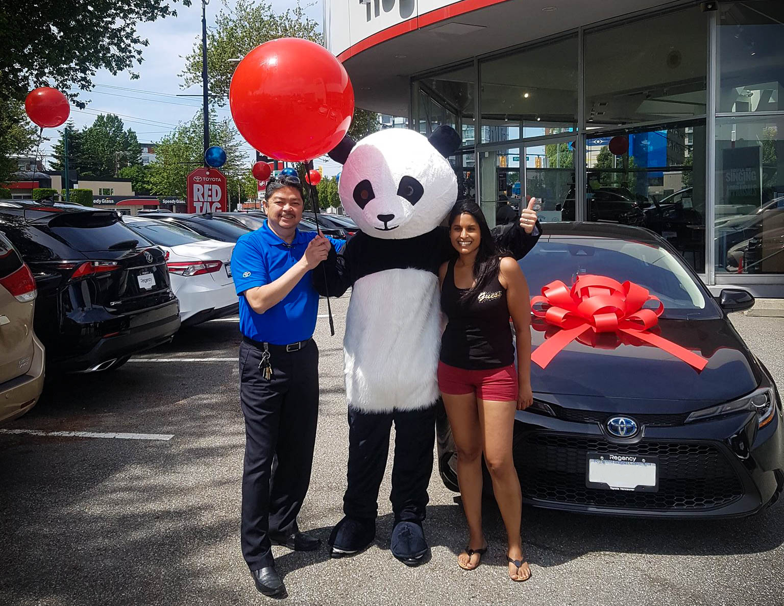 Panda Delivery