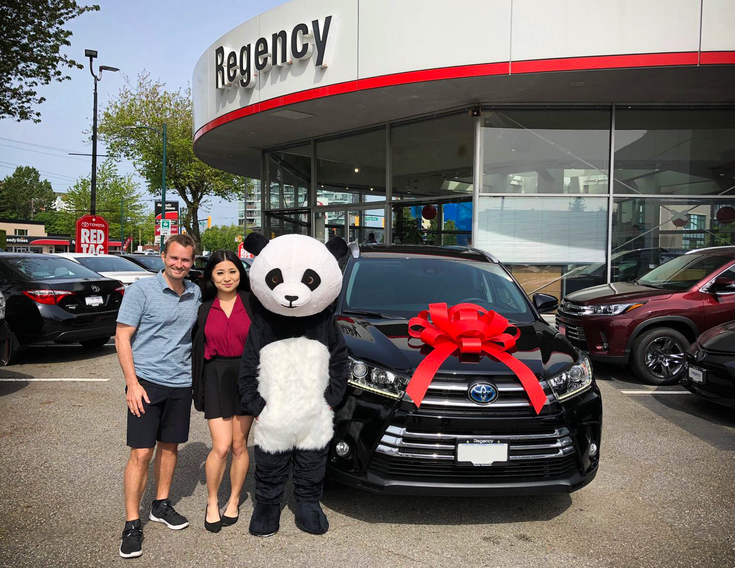 Panda Delivery 2