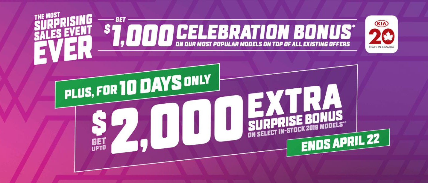 10-Day Surprise Bonus