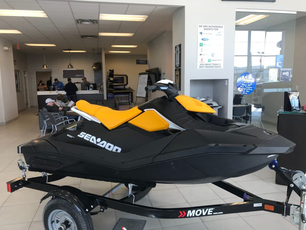 The Great Sea-Doo Giveaway - Victory Ford