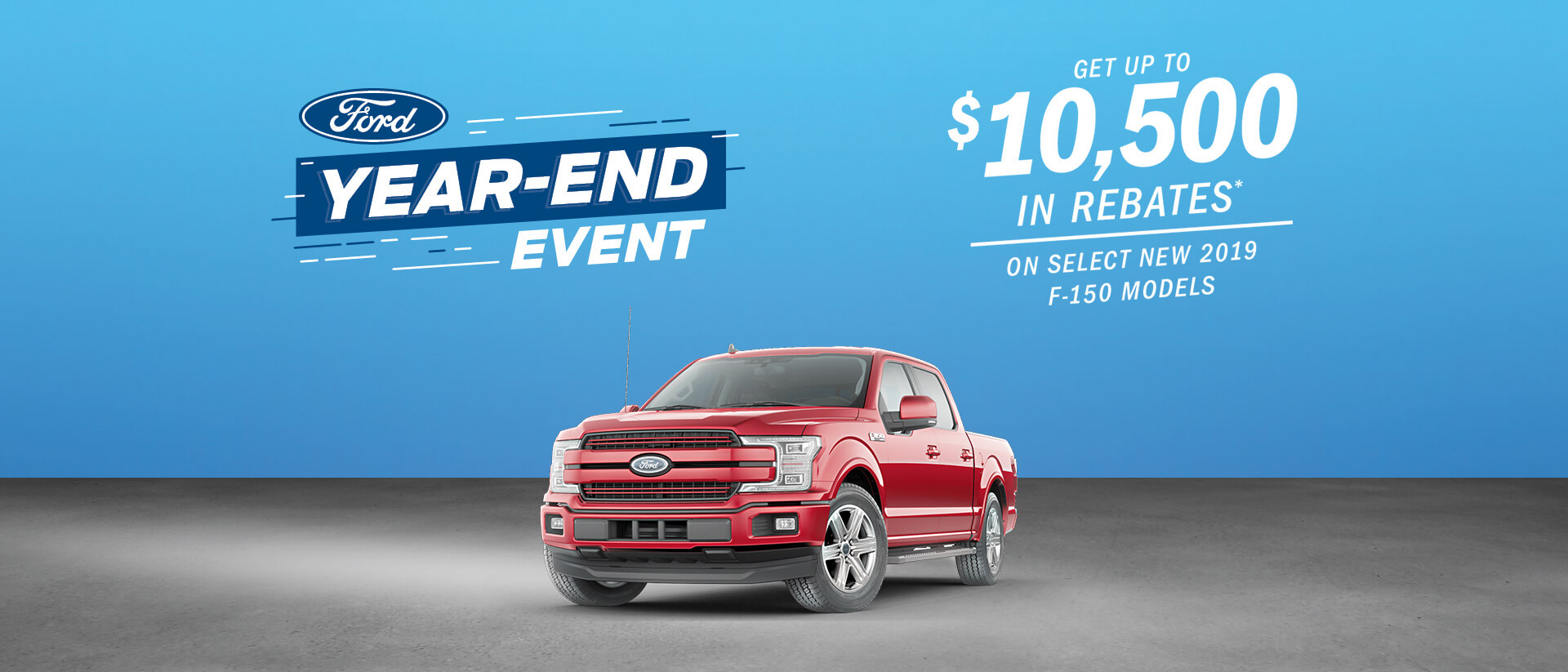 Ford incentive offer