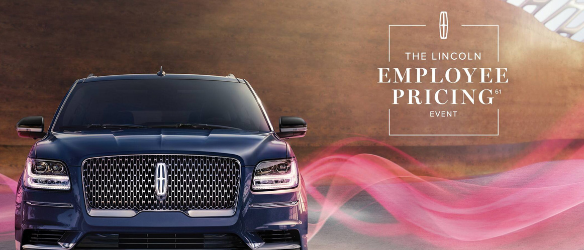 July Lincoln Incentive
