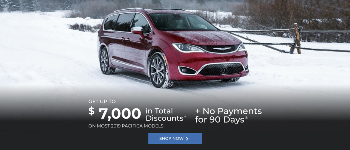 February Chrysler offer